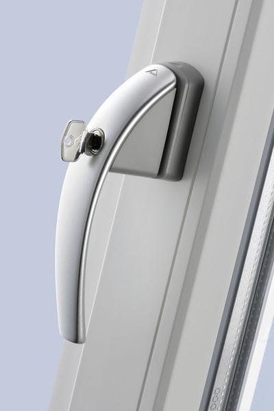 klamka z kluczem roto