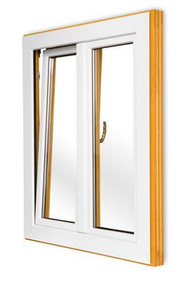 okna drewniano aluminiowe Warszawa