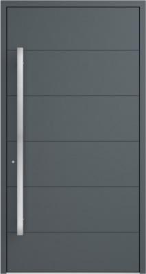 Drzwi zewnętrzne aluminiowe AB2