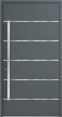 Drzwi zewnętrzne aluminiowe AB3