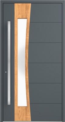 Drzwi zewnętrzne aluminiowe AB4