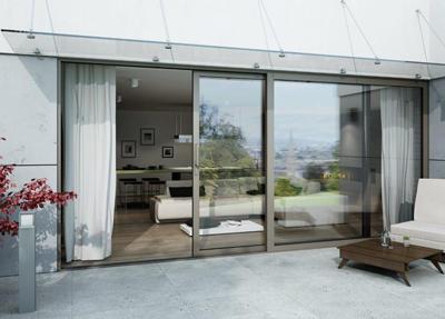 drzwi zewnętrzne HST aluminium